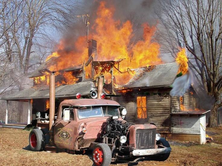 outlaw fire truck rat rods pinterest fire trucks fire  trucks