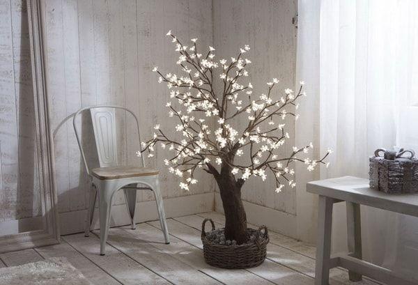 Decoración Navideña Con Luces Led Ideas Para Navidad