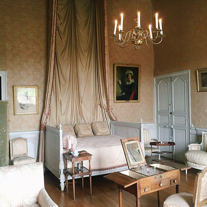 1000 id es sur le th me lits baldaquins sur pinterest for French interieur