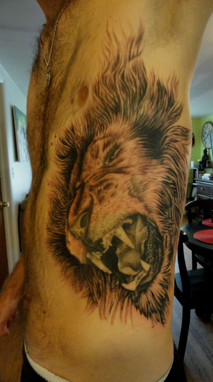 133 best images about tattoos i have done on pinterest for Lion skull tattoo