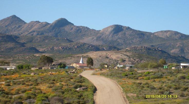 Kamieskroon, Namaqualand