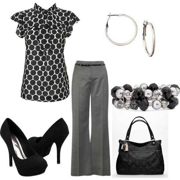 16 Fabulous Office Outfit Looks for Women