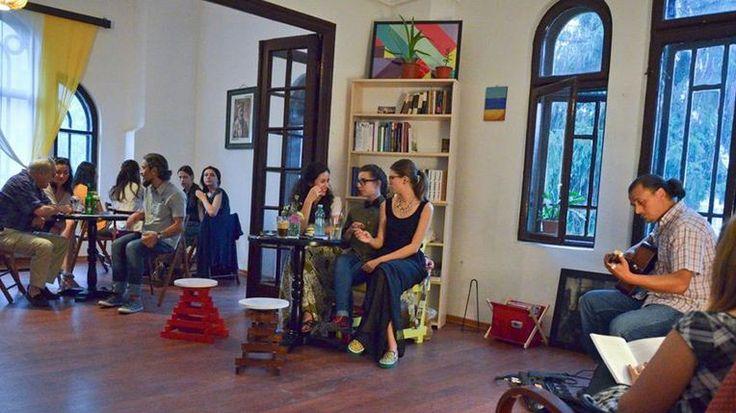 Dada Bibliocafé - prima cafenea culturală din Târgovişte