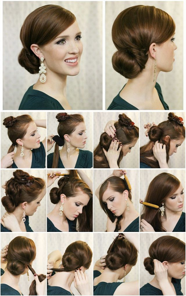 formal occasion hairstyles - Google Search