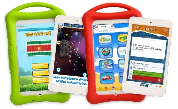 Eddy Tablet introduced by Metis Learning for kids in India
