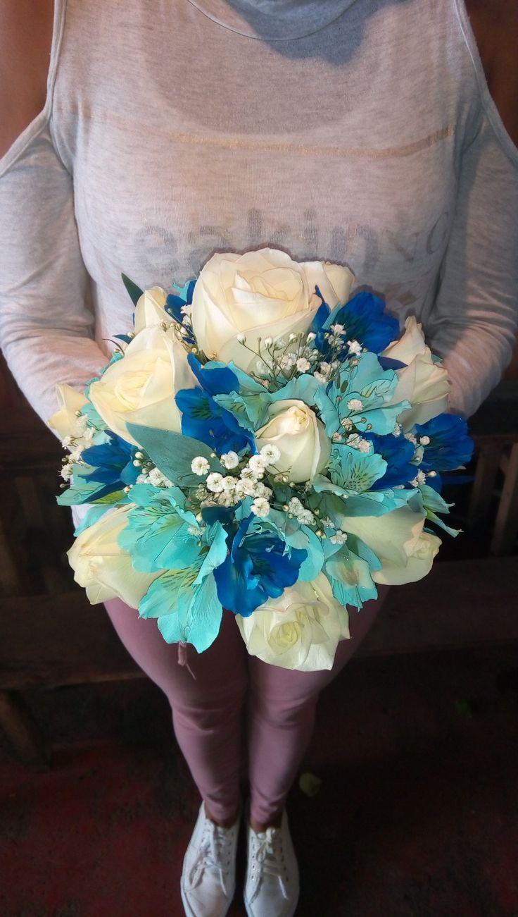 18 best ramo images on Pinterest | Bridal bouquets, Bridal flowers ...