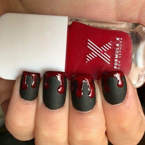 Best 25 diy vampire nails ideas on pinterest vampire fangs best 25 diy vampire nails ideas on pinterest vampire fangs fake vampire teeth and diy ombre nails tutorial prinsesfo Choice Image