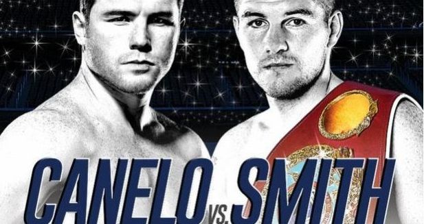 WHERE TO WATCH CANELO VS. SMITH BOXING FIGHT LIVE