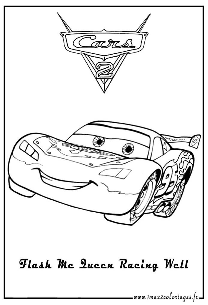 Cars 2 To Download For Free Easy Free Cars 2 Coloring Page To Download From The Gallery Car Coloring Pages For Kids Coloring Pages Coloring Pages To Print