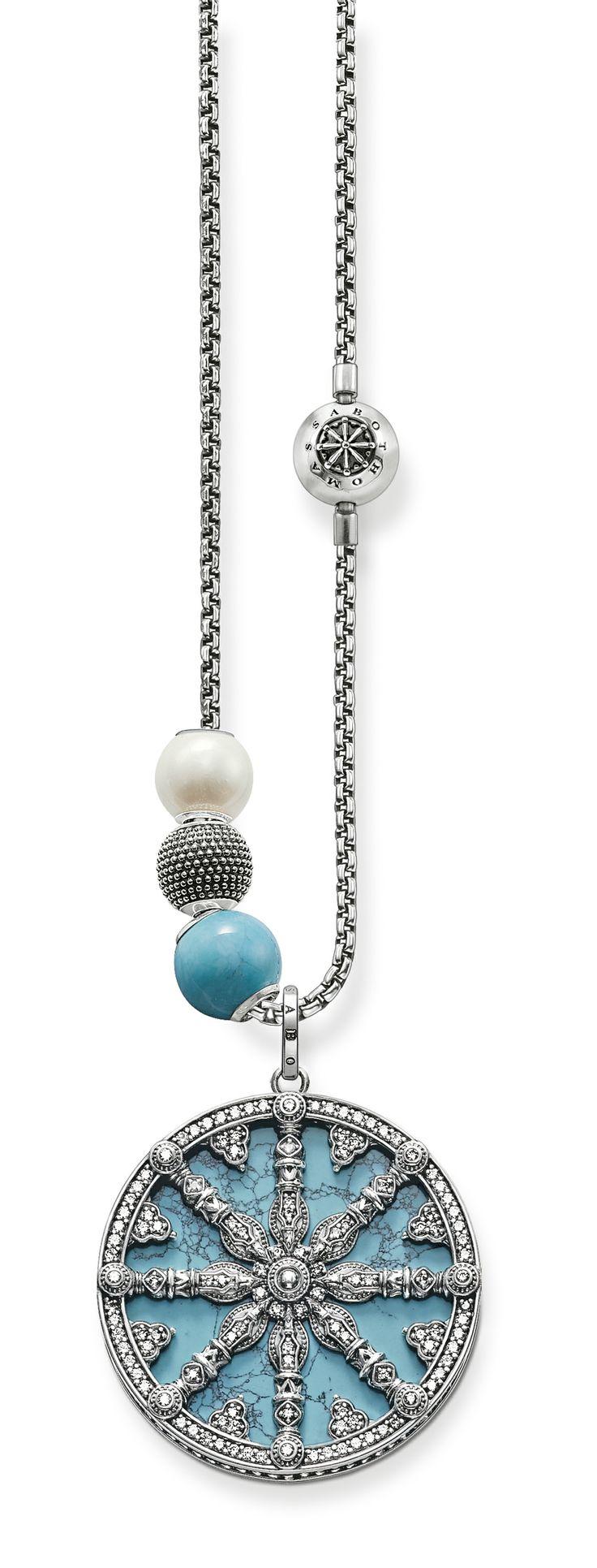Just the chain Chris! Summer #feeling by #THOMASSABO: http://shop.thomassabo.com/XX-xx/sterling-silver/karma-beads/anhaenger/ov