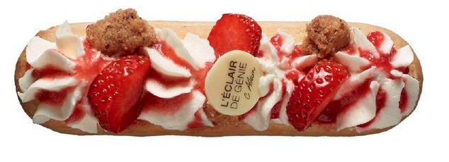 #122 Chantilly Fraise - 딸기 마스카포네 치즈