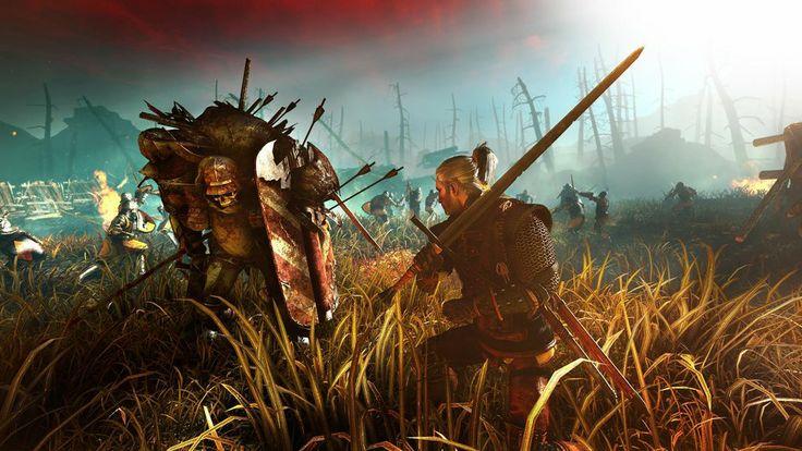 The Witcher 2: Assassins of Kings Screenshots | GamesRadar
