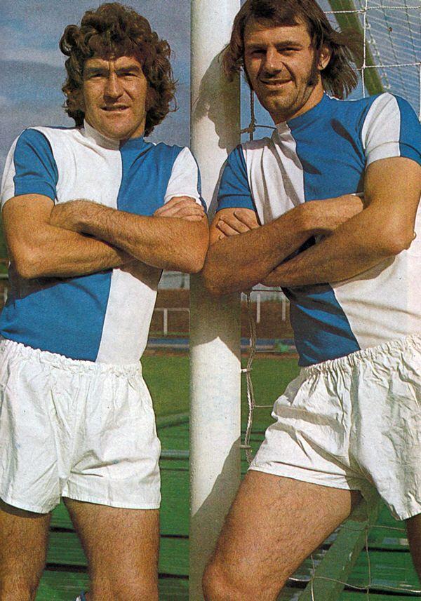 Bruce Bannister & Alan Warboys 'Smash & Grab' (Bristol Rovers 1970s)