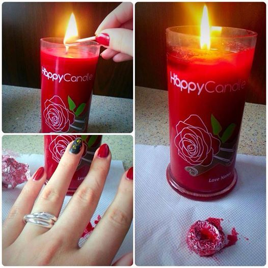 Beauty ring for a beautiful girl, Ioana! <3