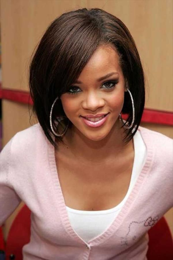 71 best bobs hairstyles images on pinterest hairstyle ideas hair inspired rihanna bob hair for african american women hairstyles 2012 winobraniefo Image collections