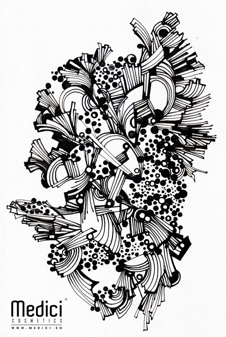 "www.medici.so [Medici x Peach Bang] ""Marathon in Poseidon's Zoo_포세이돈 동물원 마라톤_ink on paper"""