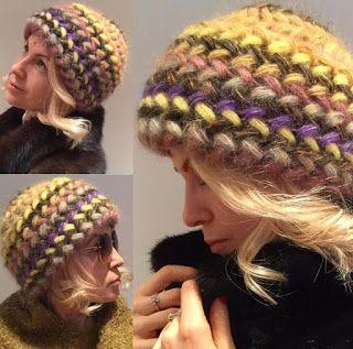 Tina's handicraft : crochets hats