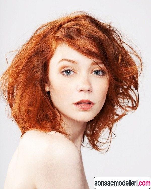 ela göz kızıl saç rengi