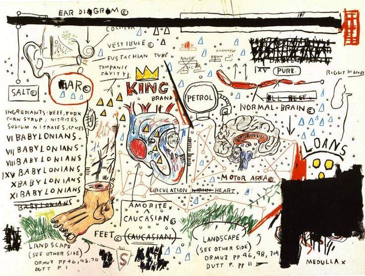 Король Марка — Жан-Мишель Баския