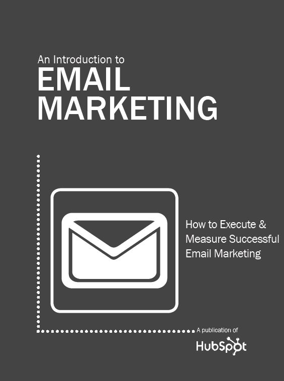 Email marketing is great, when done right. Ebook: http://www.hubspot.com/an-introduction-to-email-marketing/