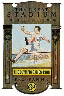 The 1908 Summer Olympics, officially the Games of the IV Olympiad, were an international multi-sport event which was held in 1908 in London, England, United Kingdom.