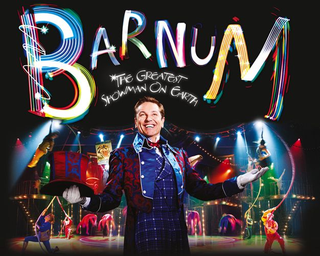 Image result for barnum musical