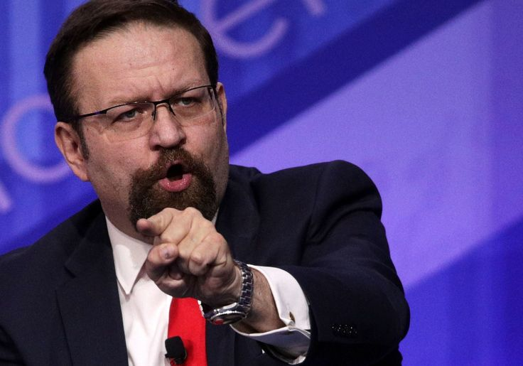 Before Sebastian Gorka was an adviser to President Donald Trump, he was a man with a dream to rise to the top of Hungarian politics. It didn't quite work out.
