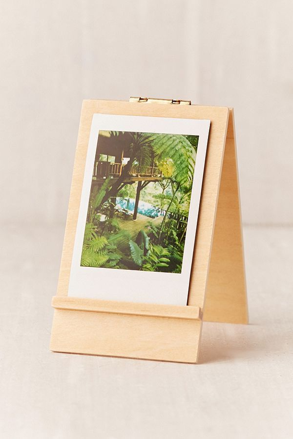 Instax Mini Easel Photo Frame Mini Picture Frames Hinged Picture Frame Photo Frame