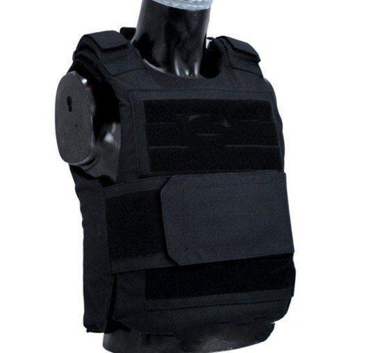 Vest Armor Body Bulletproof Carrier Concealable Kevlar Level Security Guard Vest #VestArmorBodyChina