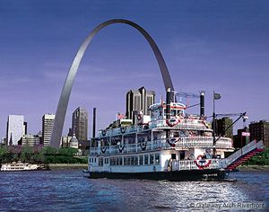 st louis | Join us for a dinner cruise in St. Louis!