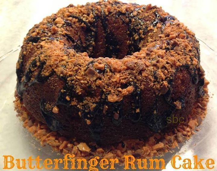 Butterfinger Cake Recipe Yellow Cake Mix Eagle Brand Milk