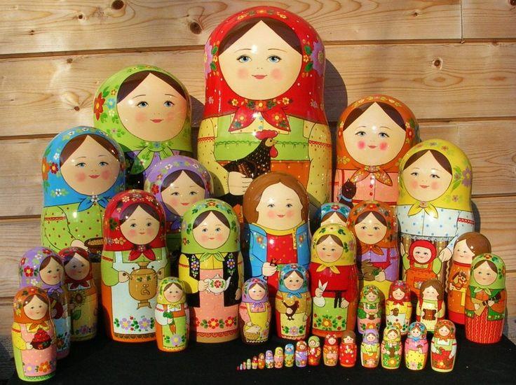 Babuschka, Matruschka Family