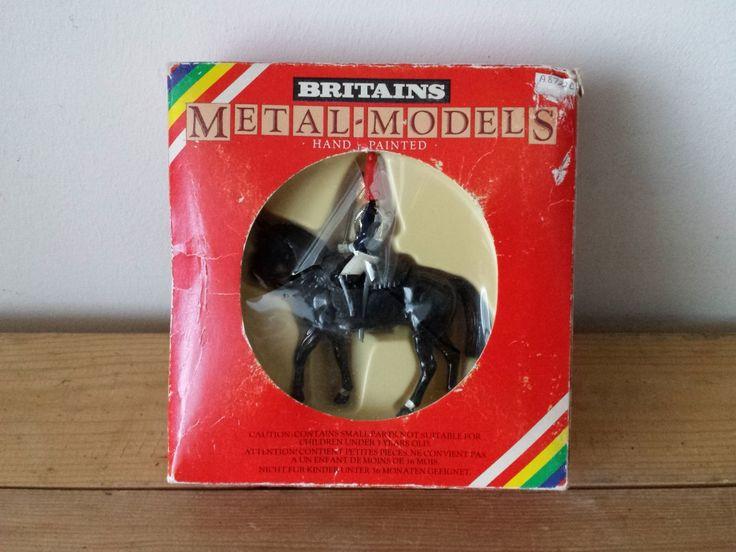 Britains Royal Horseguard Metal Model