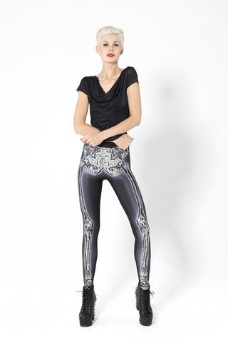 Leg Bones 2.0 Leggings L