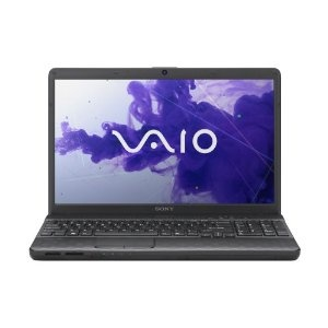 Sony VAIO VPCEH34FX/B 15.5-Inch Laptop (Black) Computers & Accessories