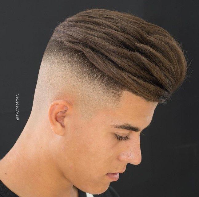 Sidecut Manner Stylen Frisuren Selber Schneiden Frisuren