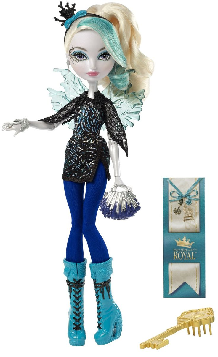 Faybelle Thorn is rocking those turquoise boots, don't you think?  (Faybelle has been popping in and out of stock on Amazon, so be sure to keep a look out - and wait for the retail price!)