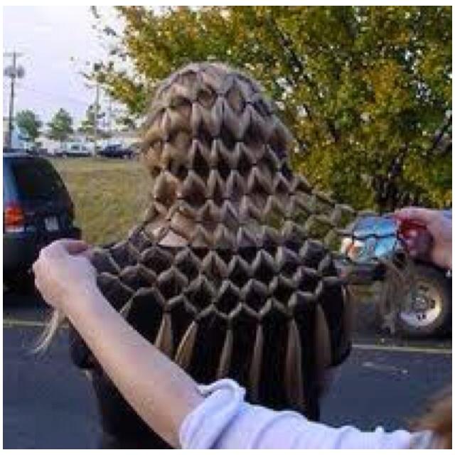 Really cool braid!