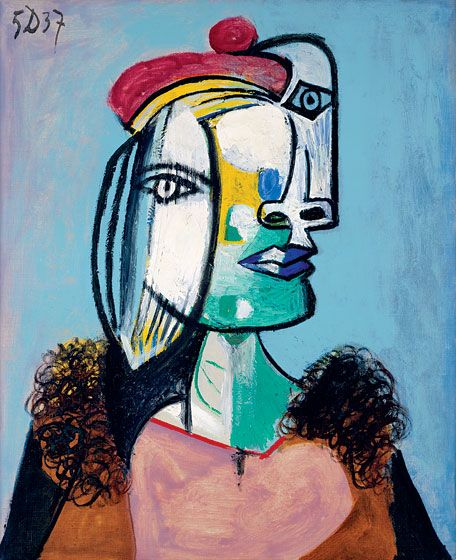 Art Ravels: Picasso's Muse Marie-Thérèse Explored at Gagosian