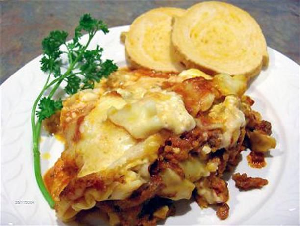 Have you ever tried making lasagna in your slow cooker?