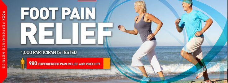 Say goodbye to plantar fasciitis, foot pain, diabetic neuropathy!