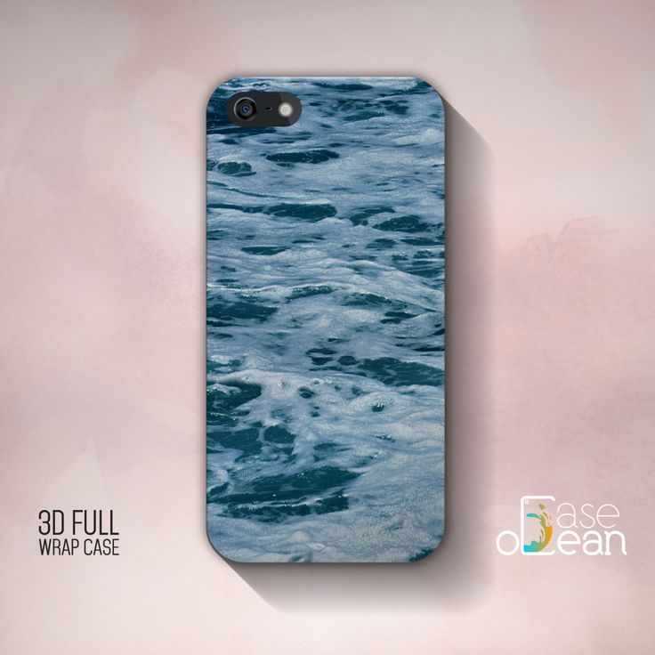 Ocean case iPhone 6, Plus, iPhone 5 water, 5s, 4, 4s, ocean iPhone case cover, Samsung Galaxy mini, S3, S4, Galaxy S5 ocean wave phone case by CaseOcean on Etsy