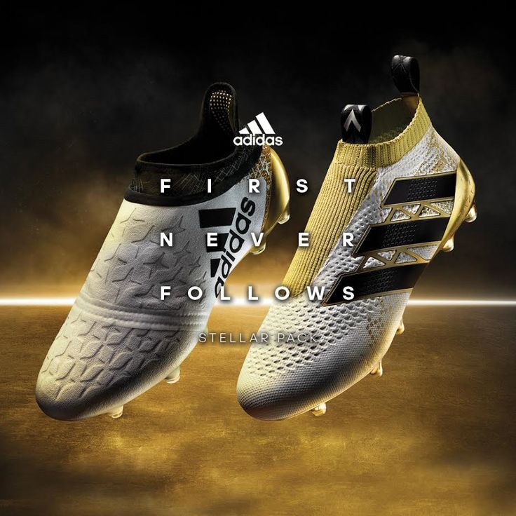 The new Adidas Stellar Pack football boots collection introduces classy  paint jobs for the Adidas Ace and X.