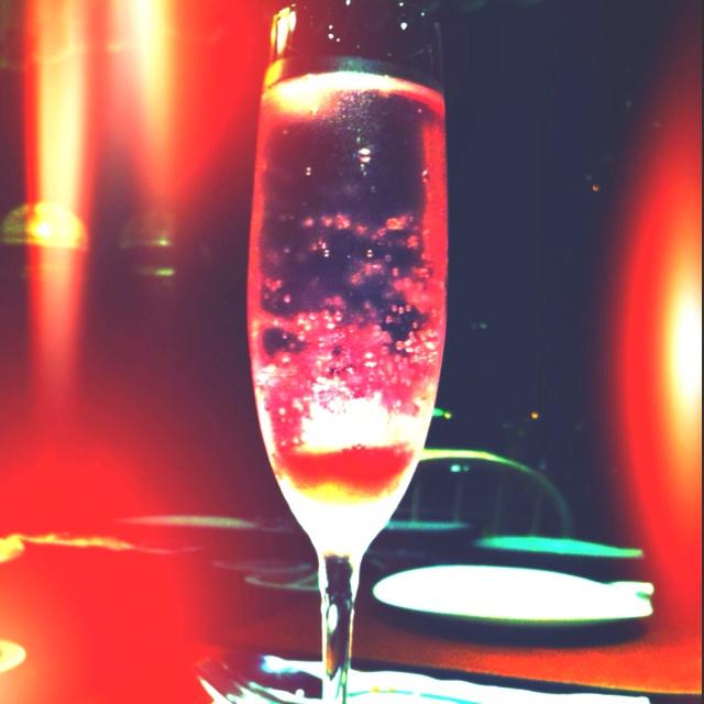 Berry Rose Sparkling Jello ... Super yummy! | Fun Drinks ...