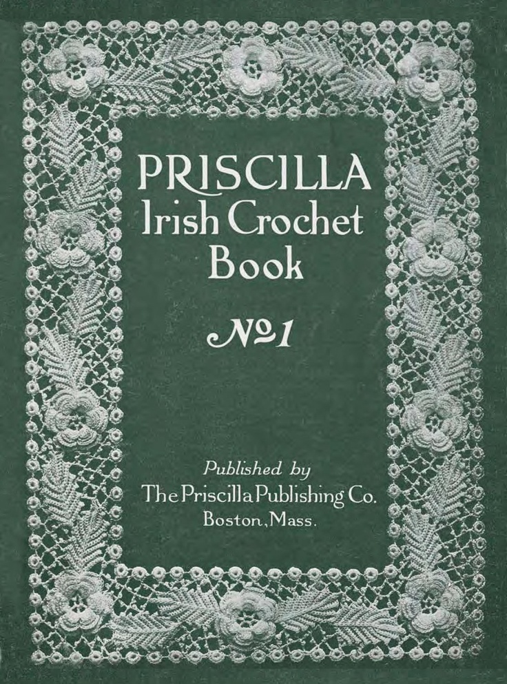 370 Best Images About Books Of Crochet On Pinterest