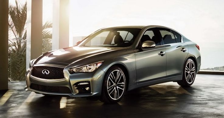2016 Infiniti Q50 Priced From $33,950, Twin-Turbo V6 Models Coming Later This Year #Infiniti #Infiniti_Q50
