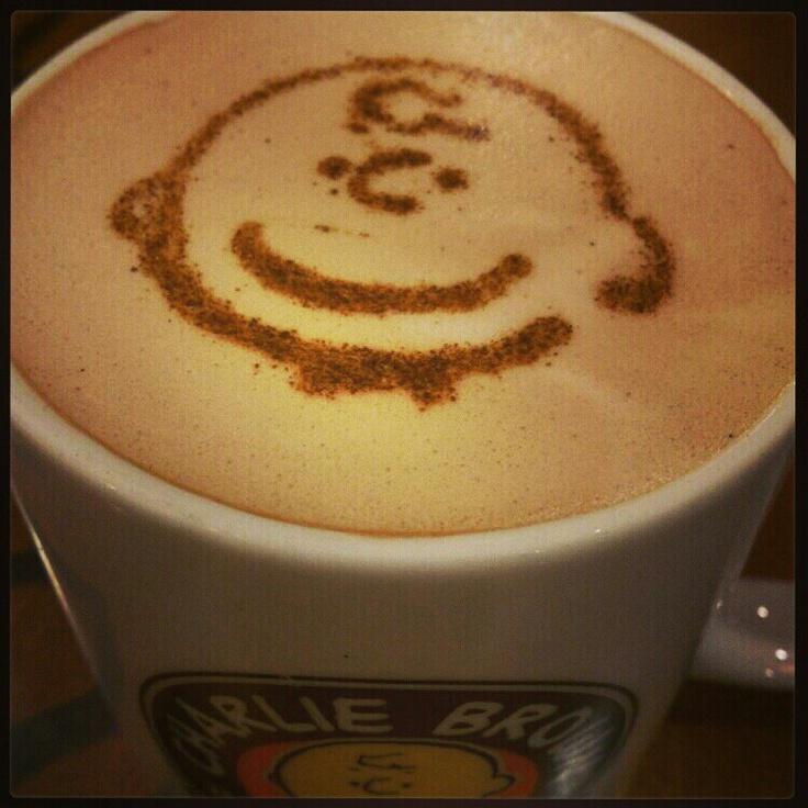 Charlie Brown Cafe in Hong Kong