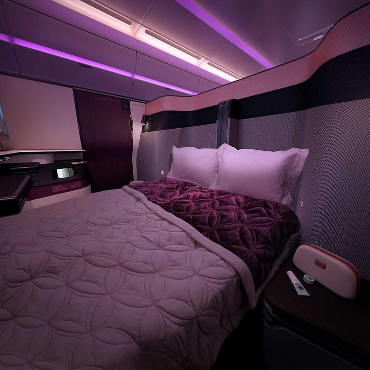 Is qatar airways business class cabin really the best in