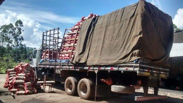 #News  Seis mil quilos de carvão apreendidos em Santa Margarida