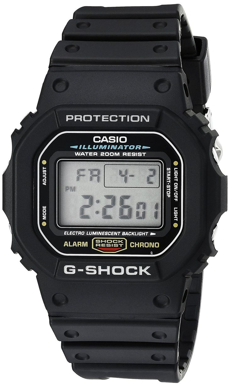 Top Rated Casio G Shock Dw5600e 1v Men S Watch Read More